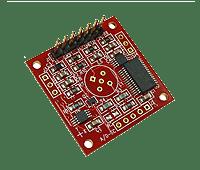 electrolytic tilt sensor circuit electronic tilt sensor, 1-6200-007, Fredericks, +1 215 947 2500