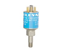 Televac thermocouple vacuum gauge vacuum transducer vacuum pressure gauge