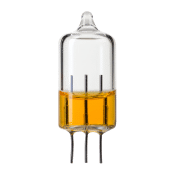 glass electrolytic tilt sensor