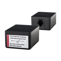 Dual Axis RS-485 Inclinometer
