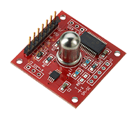 Dual-Axis SPI Inclinometer