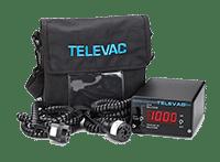 Televac vacuum pressure controller vacuum control unit, VacuGuard, The Fredericks Company, 215 947 2500