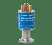 Piezo Diaphragm Vacuum Gauge