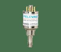 Televac vacuum gauge convection gauge pirani vacuum transducer