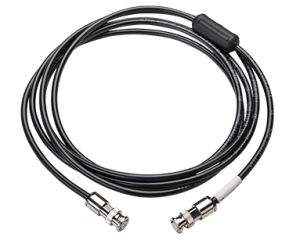 Televac cold cathode gauge vacuum gauge cable