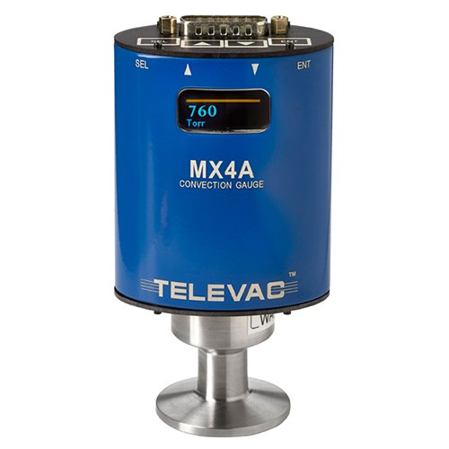 MX4A Convection Active Vacuum Gauge